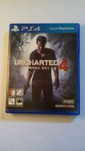 BD Uncharted 4 Reg3 PS4 Second mulus