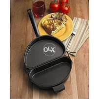 Nonstick Folding Omelet Fry Pan Maker