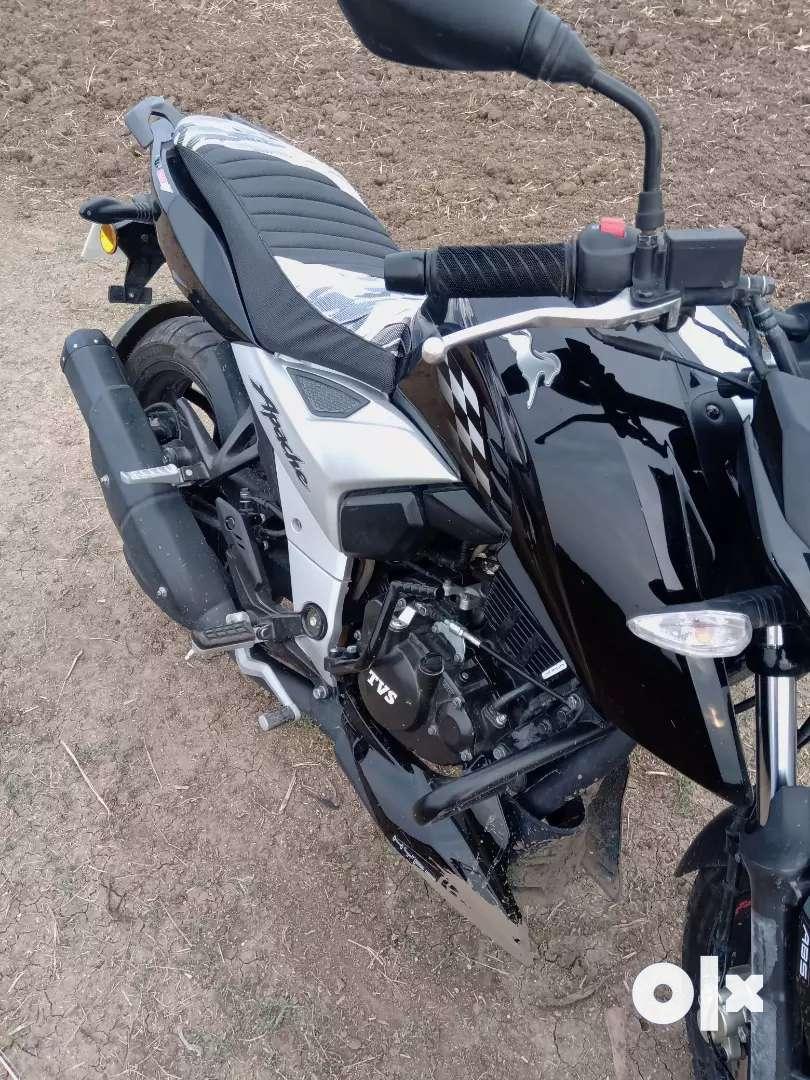 Apache 160 abs