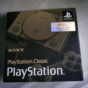 playstation classic, garansi, include 100+40 game
