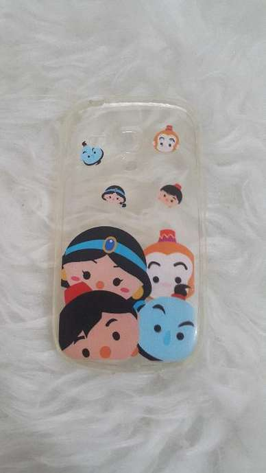 Softcase Samsung S3 Mini
