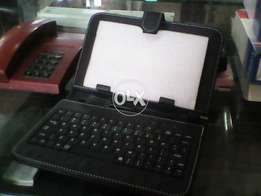 Tablet cover with keyboard 7 inche