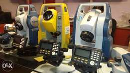 Total Station For Practical Surveying Course