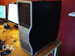 Dell Octa-Core 3.2GHz 24MB Cache Rendering and Gaming System