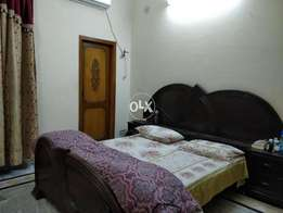 Double bed set