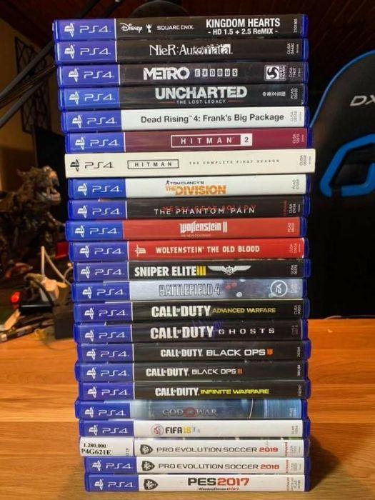 4 Sale Ps4 Games In Kalibo Aklan Olx Ph