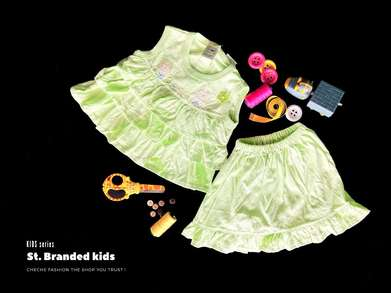Branded kids outfit