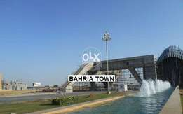 One Of The Most Beautifull Place Bahria Town 250 YrD unballot plot khi