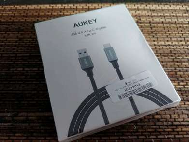 Aukey Cable/Kabel USB Type C 1 Meter