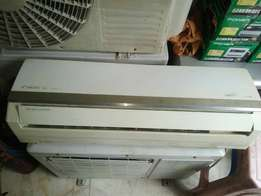 Used, Voltas 3 star 1 ton split for sale  Delhi