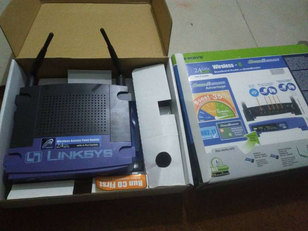 Linksys Wireless - Computers & Accessories for sale in