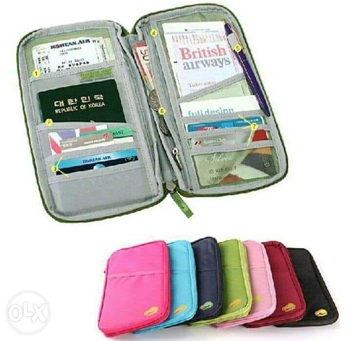 2bc7227a1ef9 Passport organizer wallet in Silang, Cavite | OLX.ph