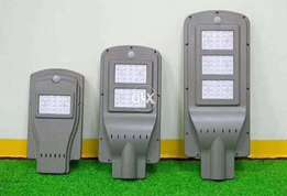 Independent solar all in one led street light