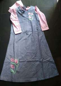 gamis set little kids