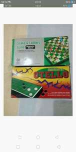 magnetic snake & ladders, Othello jual masing masing IDR 100 000