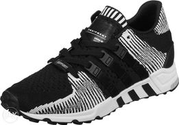 promo code b2805 79c93 Adidas EQT Support RF PK black and white Mens Shoes