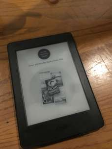 kindle paperwhite with ads