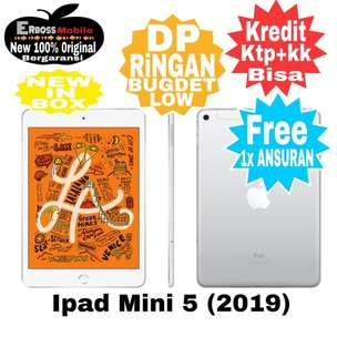 Ipad Mini 5 New 2019 [64GB/4G+Wifi] Cash/kredit Dp3jtaan Call/Wa