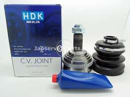 Axal C.V Joints