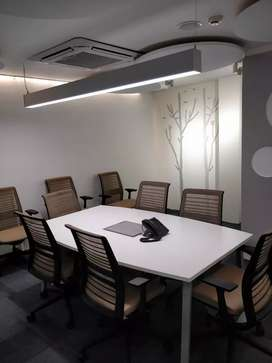 Jubilee Hills 6100 Sft Grade A Plug And Play Fully Furnished Office