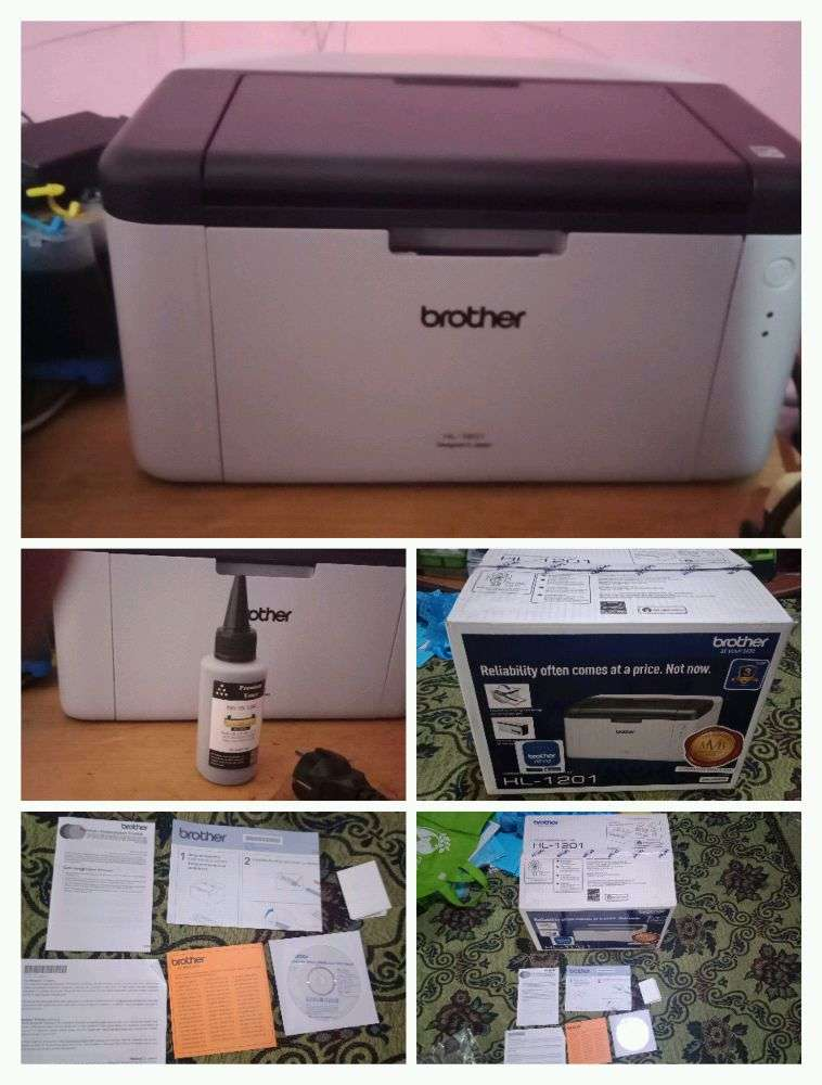 DRIVERS FOR BROTHER HL 1201 PRINTER