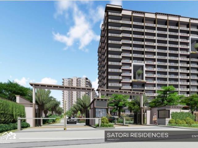 b7e9a63898a Condo in Santolan near Ateneo de Manila University 2BR Satori Residenc ...