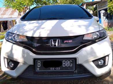 Honda JAZZ RS i-VTEC M/T 2017 KM 25rb