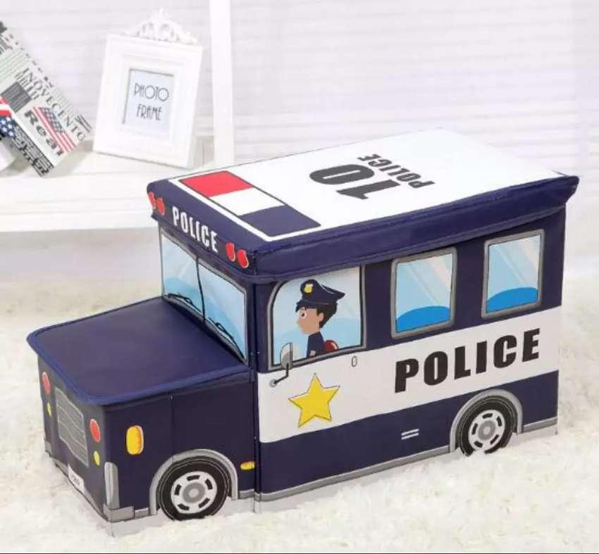 Storage Box Bis Bus Mobil Kotak Penyimpanan Mainan Lain Lain 797447257