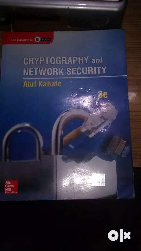 Atul Kahate Network Security Book