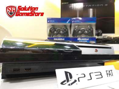 ready ps3 fat 120gb murah meriah FULLGAME TERBARU