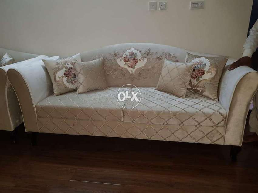 Fancy Sofa For Drawing Room