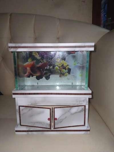 Aquarium Mini Buat Ikan Cupang Ukuran Keseluruhan P18 L 8 T22 Hewan Peliharaan 808557085