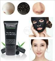 Blackhead Remover Deep Cleansing Purifying Peel Off Acne Black Mud Fac