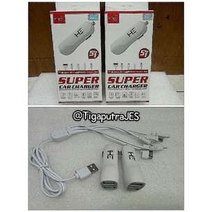 charger mobil he 5in1