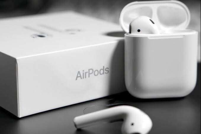 New Apple Airpods 2 Now Available Box Pack Apple Pack Aiwah Pakistan