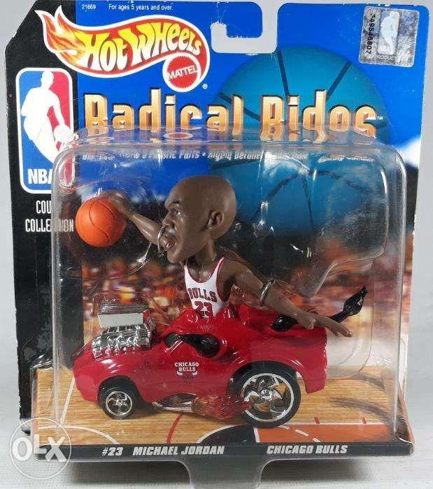 837748b4df1a Hot Wheels Chicago Bulls Michael Jordan Collectibles in Quezon City ...