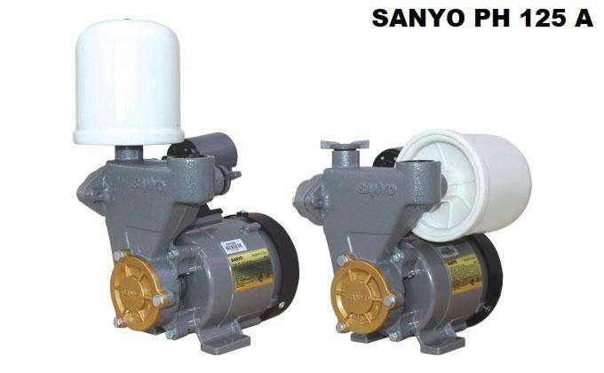 Mesin Pompa Air Otomatis Sanyo Ph 125 A Elektronik Rumah Tangga 806628624