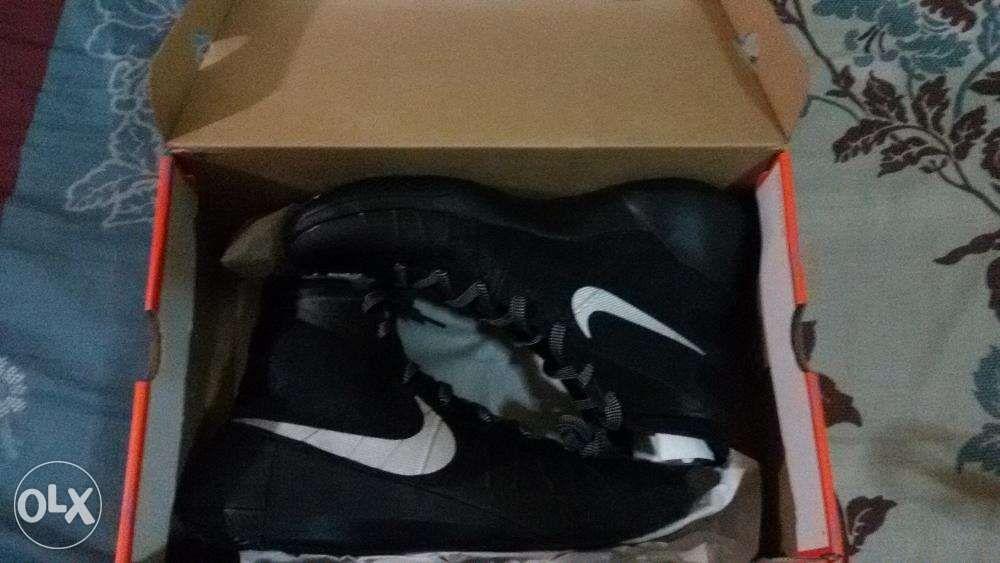 buy online 2bce7 7a8bd Nike Hyperdunk 2015 Black Basketball Shoes ...
