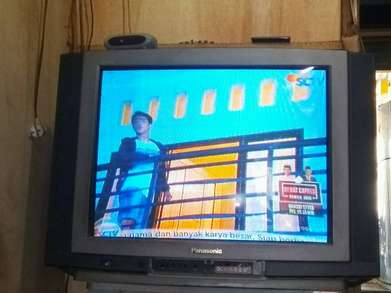 jual cepat tv Panasonic 29 inci normal