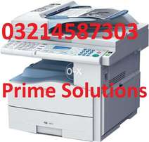 All In One Photocopier printer color scanner for Respected Costumer