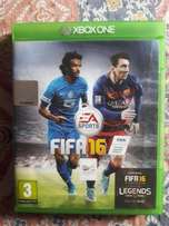 Xbox one(1) Fifa 16 game/cd. Good condition. Used.