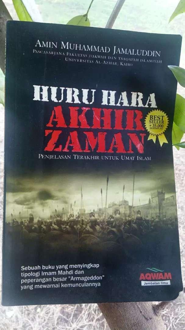 Buku Huru Hara Di Akhir Zaman Buku Majalah 763147847