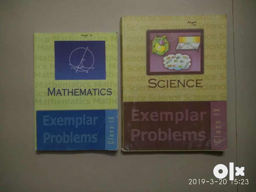 Ncert-class 9 Maths Exemplar Book