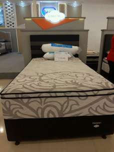 kredit matras bed sorong comforta