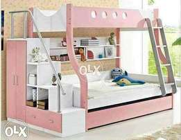Tripplet bunk bed