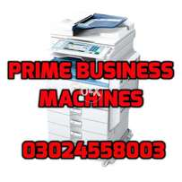 Best Ricoh Photocopier with (Printer+Scanner+Fax)