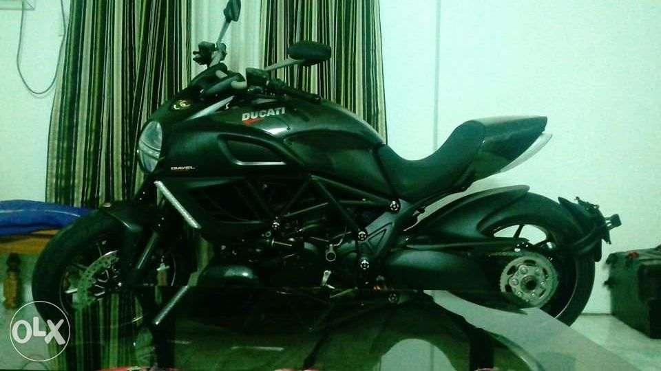Ducati Diavel Carbon Edition In Marikina Metro Manila Ncr Olx Ph