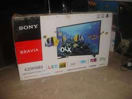 Upscales Every Pixel Sony's Fine Display 42''Led's Rs.27,000/.