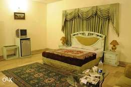 Luxury Hotel/Guest House for family in Gulberg, Lahore