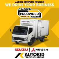 b36680da31 sponsored MITSUBISHI CANTER Refrigerated Van - Autokid Japan Surplus Trucks -Dump